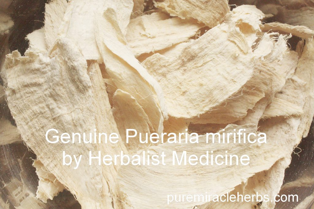 pure pueraria mirifica for male breast enlargement